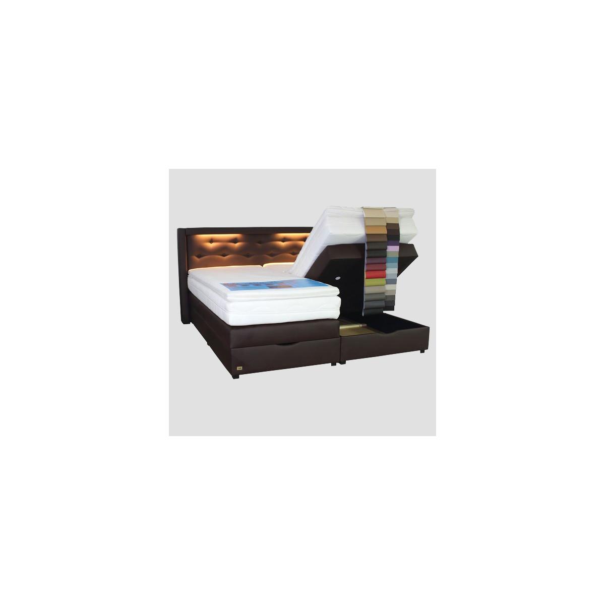 Boxspringbett  PAARA Schlafsysteme - Werksverkauf - Bett Fertigung nach Maß
